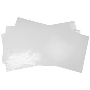 11175-MAT, STICKY, WHITE, 36''x45'', 30 SHEETS PER MAT, 8 PER CASE