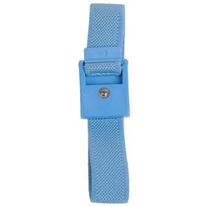 22316-WRISTBAND, WESCORP, BLUE, ADJUSTABLE,  4MM
