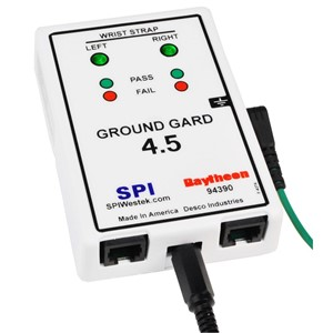 94390-MONITOR, GROUND GARD 4.5 WITH BUZZER & SWITCH, BLDG GROUND
