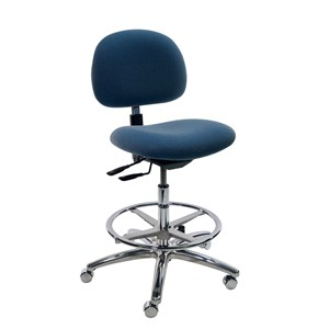 GK 200 CHAIR, ESD 3000 SERIES, MEDIUM BENCH HEIGHT