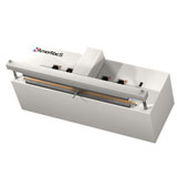 14607-VACUUM SEALER, CAVN, SELF- CONTAINED, W/GAS PURGE, 30''