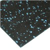 ROLL, WF SERIES, BLACK/BLUE, .156 IN X 48 IN X 50 FEET